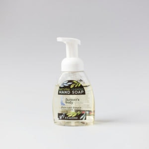 Farmer's Body foaming hand soap Pure and Simple