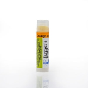 Farmers Body lip balm Orange and Clove