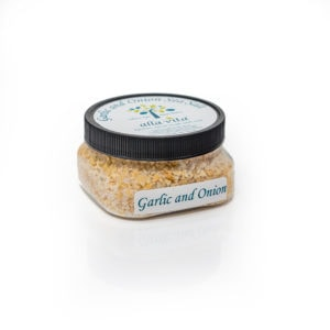 Garlic Onion Sea Salt