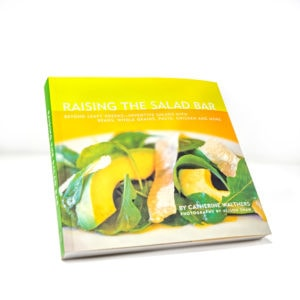 Raising The Salad Bar cookbook