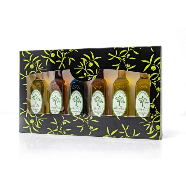 Oil and Vinegar Gift Pack
